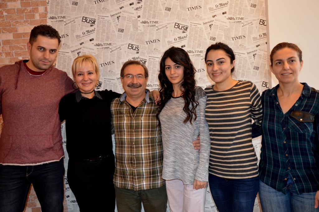 Oyunculuk Kursu Ankara Medya Akademisi