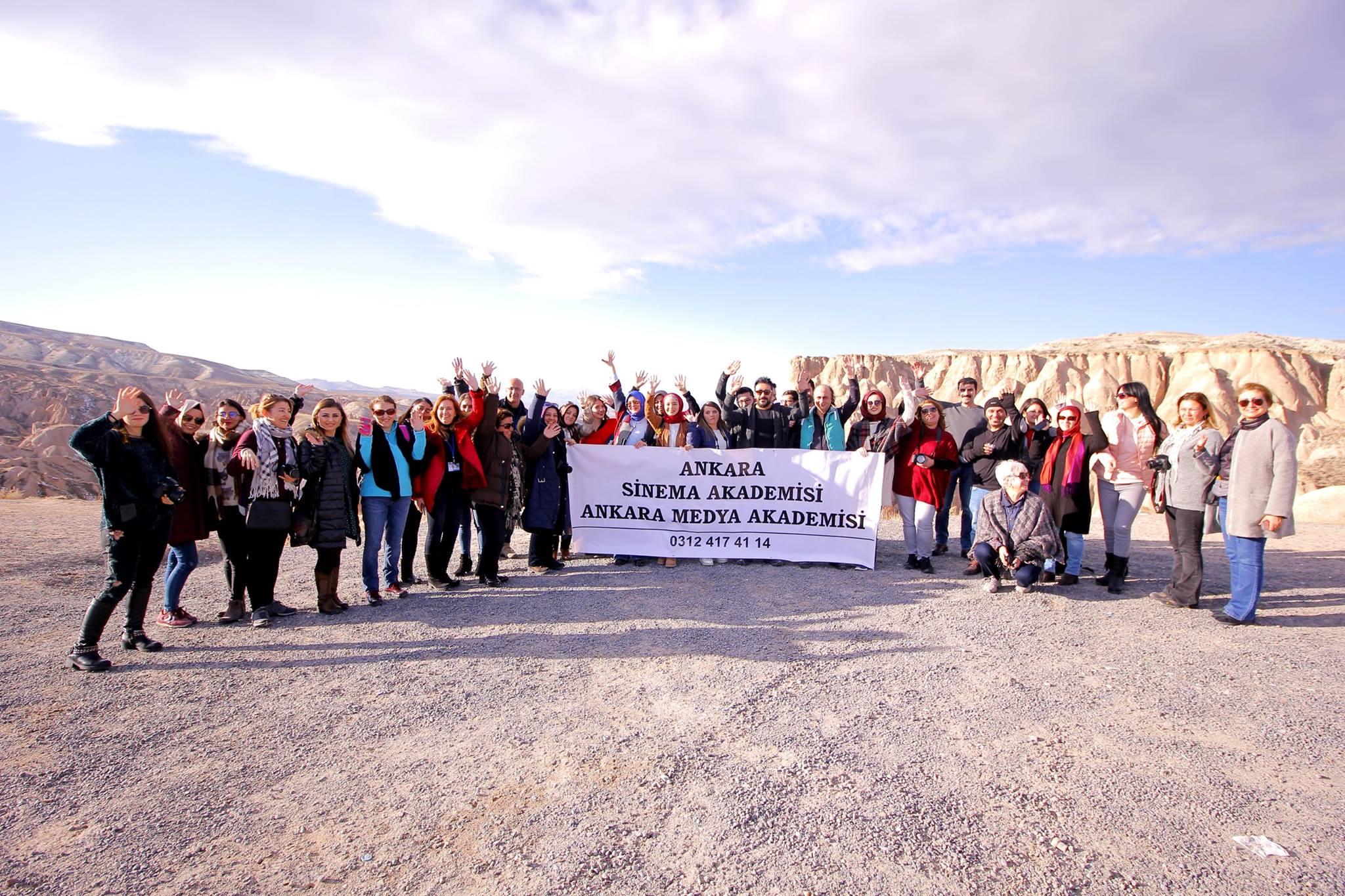 Ankara Medya Akademisi Fotoğrafçılık Kursu Oyunculuk Kursu